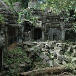 Bayon Temple - the Cambodian Jungle