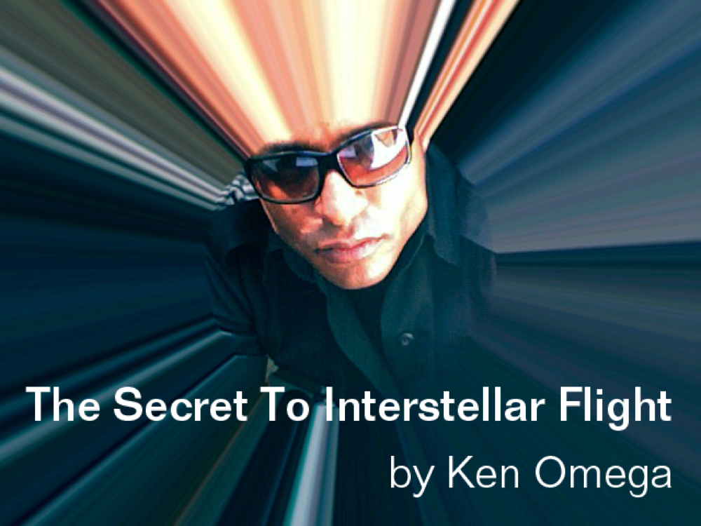 Ken Omega is a Writer, Online Media Producer, and a Commercial Helicopter Pilot