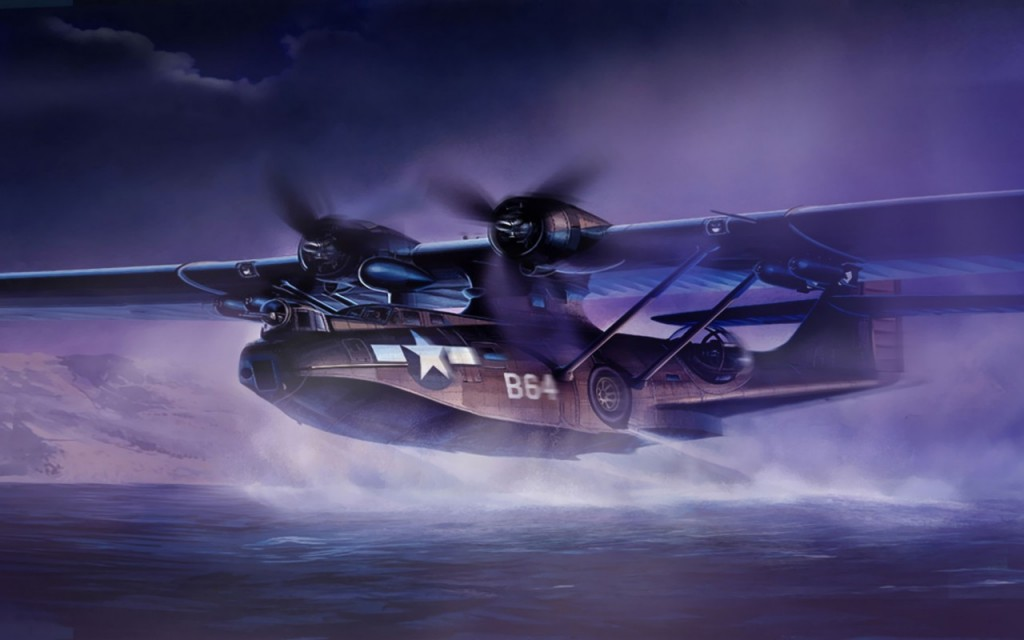 consolidated-pby-catalina-ww2