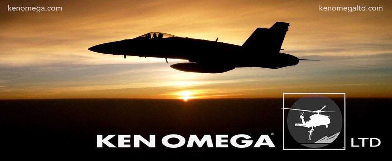 Ken Omega Website